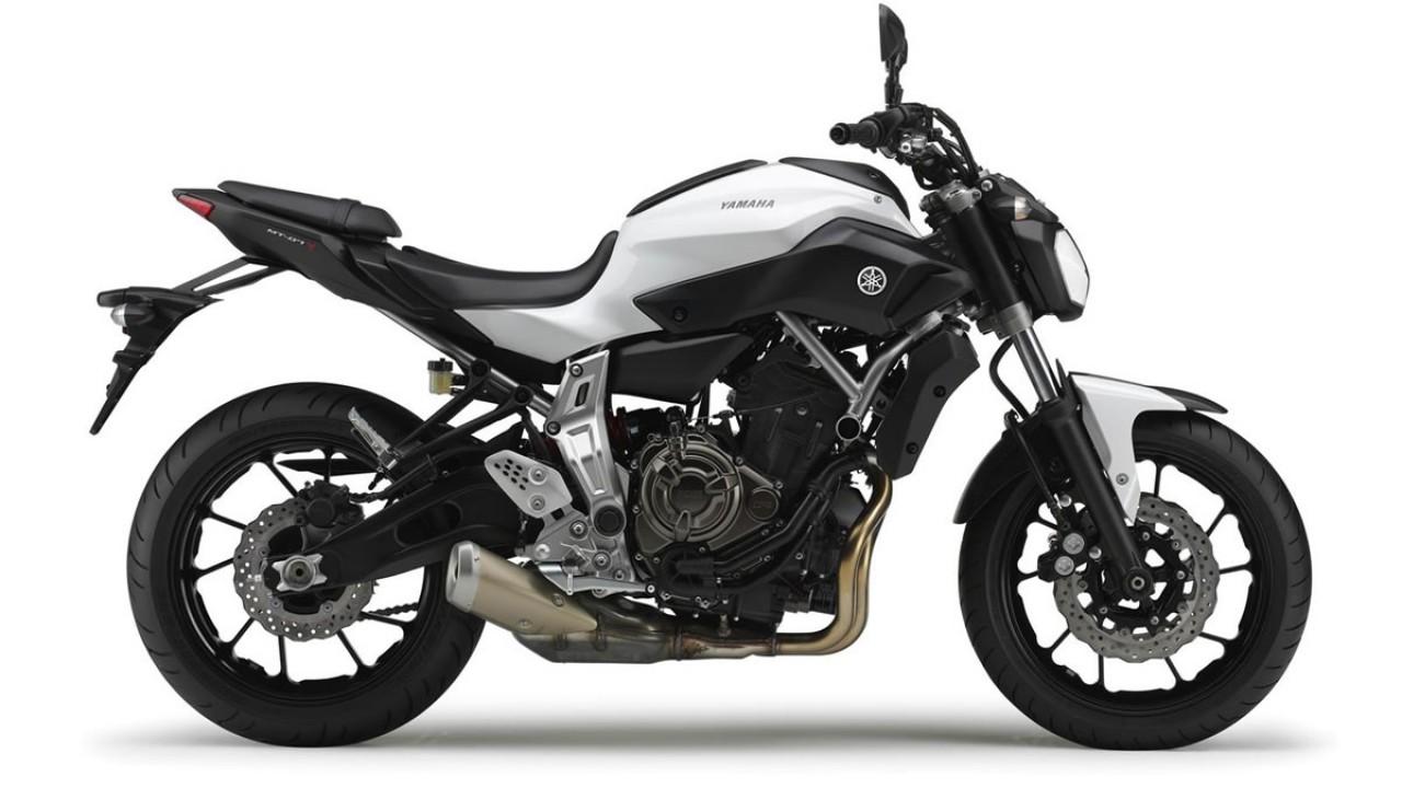 Yamaha MT-07 chega em março com preço abaixo da XJ6
