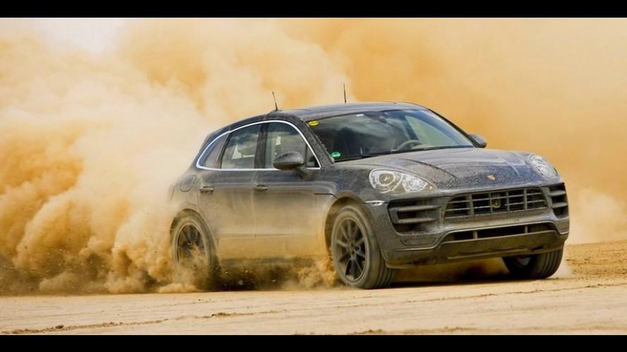 Vídeo: Porsche Macan 4x4 encara o deserto de Dubai