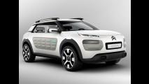 Frankfurt: Citroën Cactus antecipa crossover do próximo C3