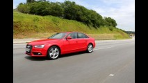 Volta Rápida: Audi A4 e A5 1.8 TFSI fazem escolha pela razão