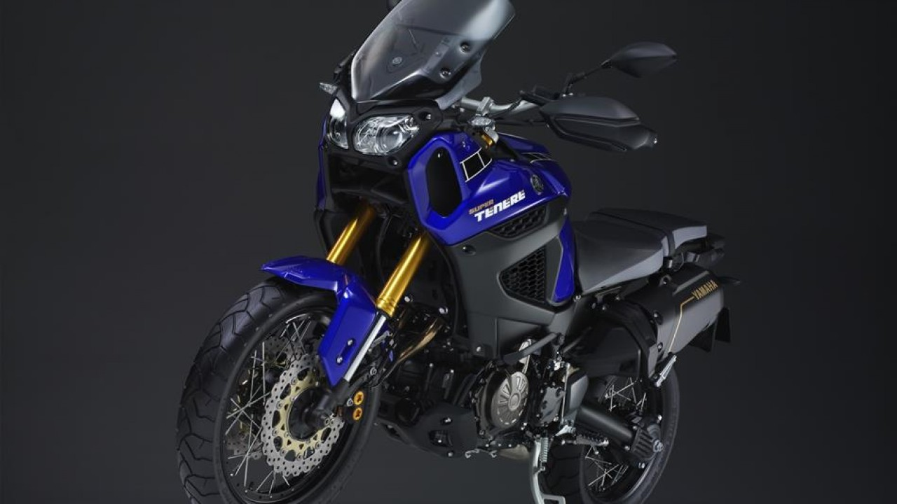 Yamaha XT 1200Z Super Ténéré 2015 chega ao mercado por R$ 55.990 iniciais