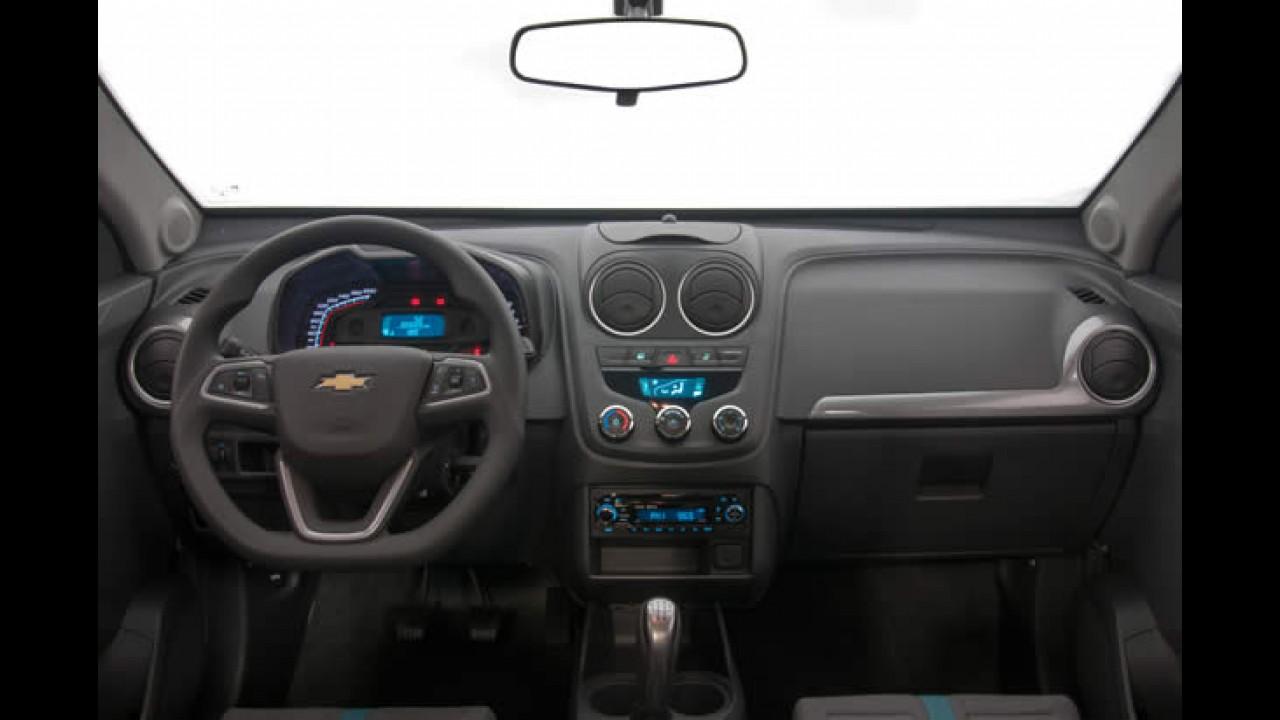 Chevrolet faz recall da Montana por risco de vazamento de combustível