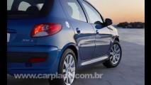 Peugeot 206 Plus (207 Brasileiro) tem preço equivalente a R$ 33 mil na Europa