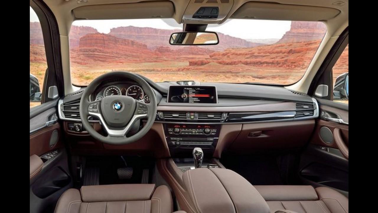 BMW Série 3 GT e X5 xDrive50i chegam ao Brasil por R$ 159.950 e R$ 399.950, respectivamente