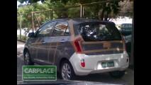 Leitor flagra Novo Kia Picanto no Brasil