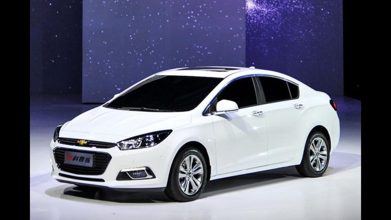 Com turbo e três cilindros, Chevrolet prepara novos motores para o Brasil