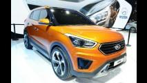 Hyundai: versão de produção do ix25 será lançada na China em outubro