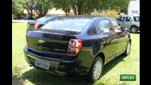 Recall: Chevrolet Cobalt é convocado para troca de pedal do freio