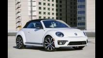 Salão de Chicago: Volkswagen apresenta as edições Beetle GSR e R-Line Conversível
