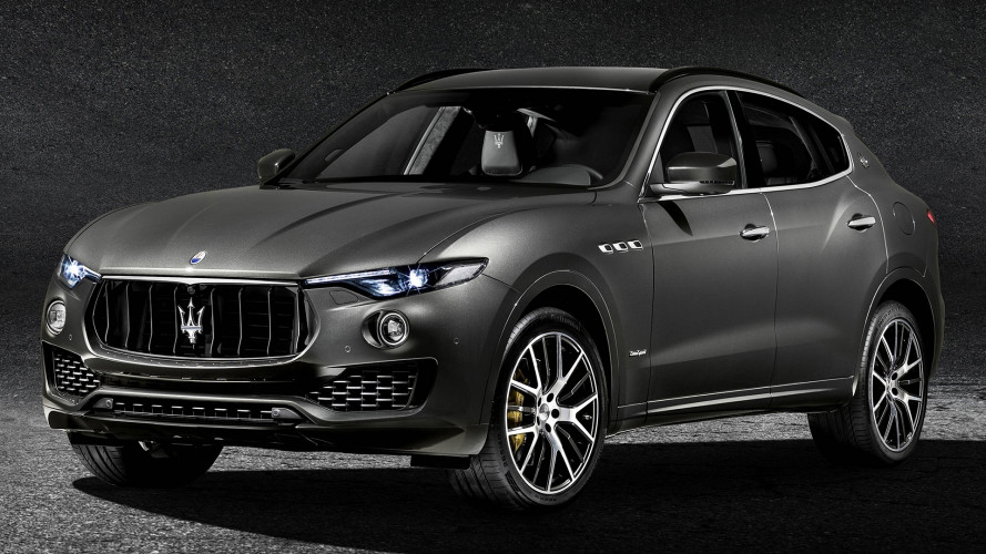 Salone di Francoforte: Maserati Levante, ecco i nuovi allestimenti