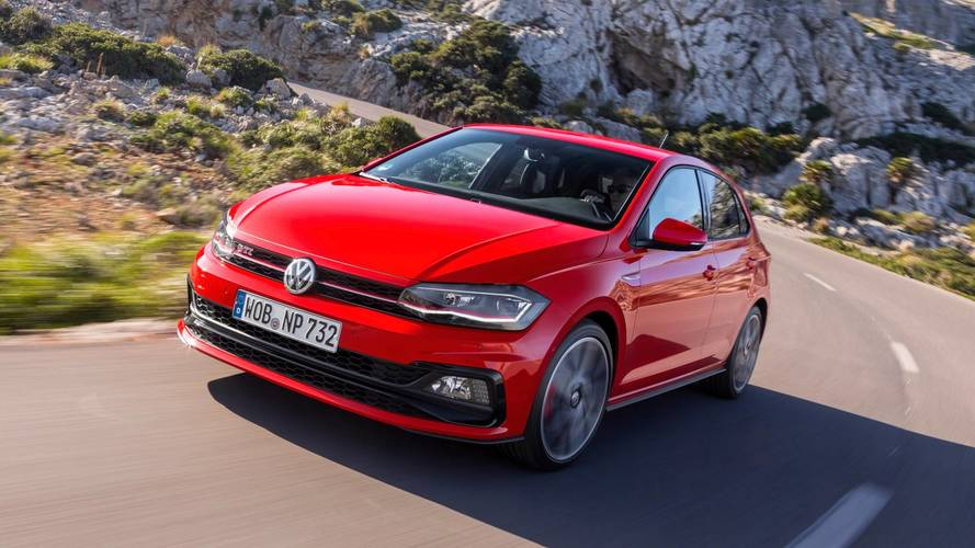 2018 Volkswagen Polo GTI First Drive
