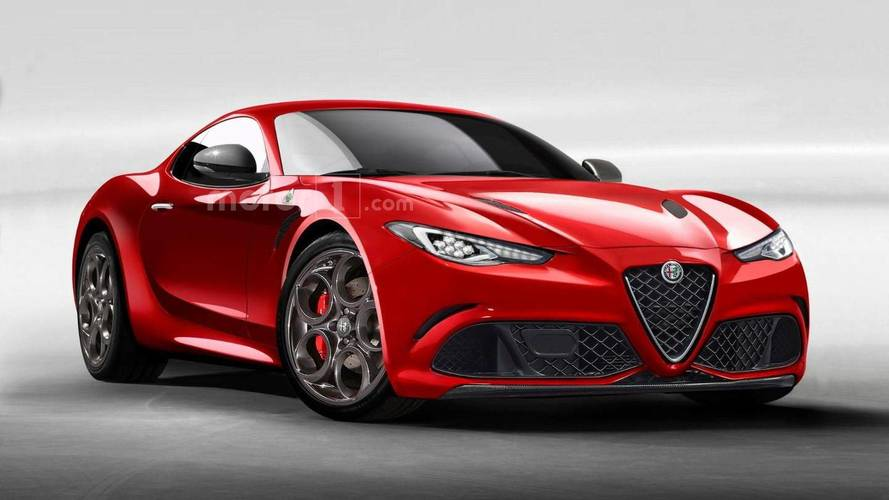 Feu vert pour l'Alfa Romeo 6C ?