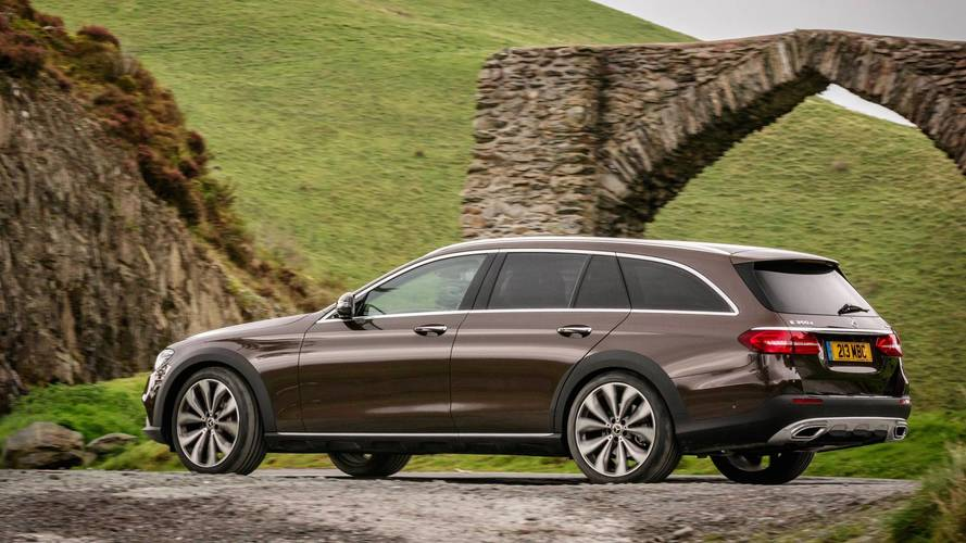 2017 Mercedes-Benz E-Class Estate E 350d All-Terrain first drive: SUV goodness in estate form