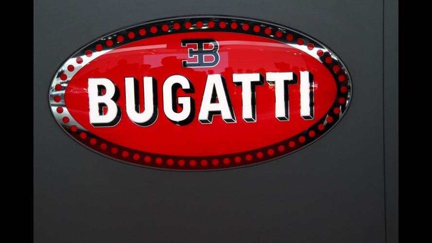 Bugatti al Salone di Ginevra 2011