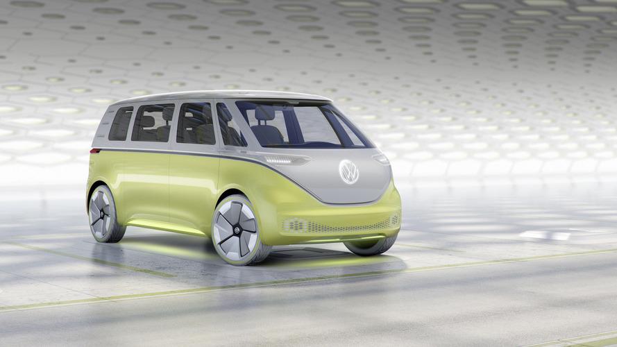 El Volkswagen I.D. Buzz saldrá a la venta en 2022