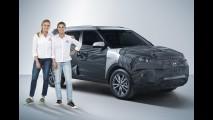 Hyundai Creta nacional tem nova foto divulgada; estreia será no Salão do Automóvel