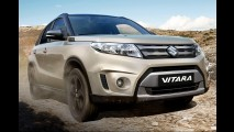 Novo Suzuki Vitara 2017 já está no site da marca com preço inicial de R$ 83.990