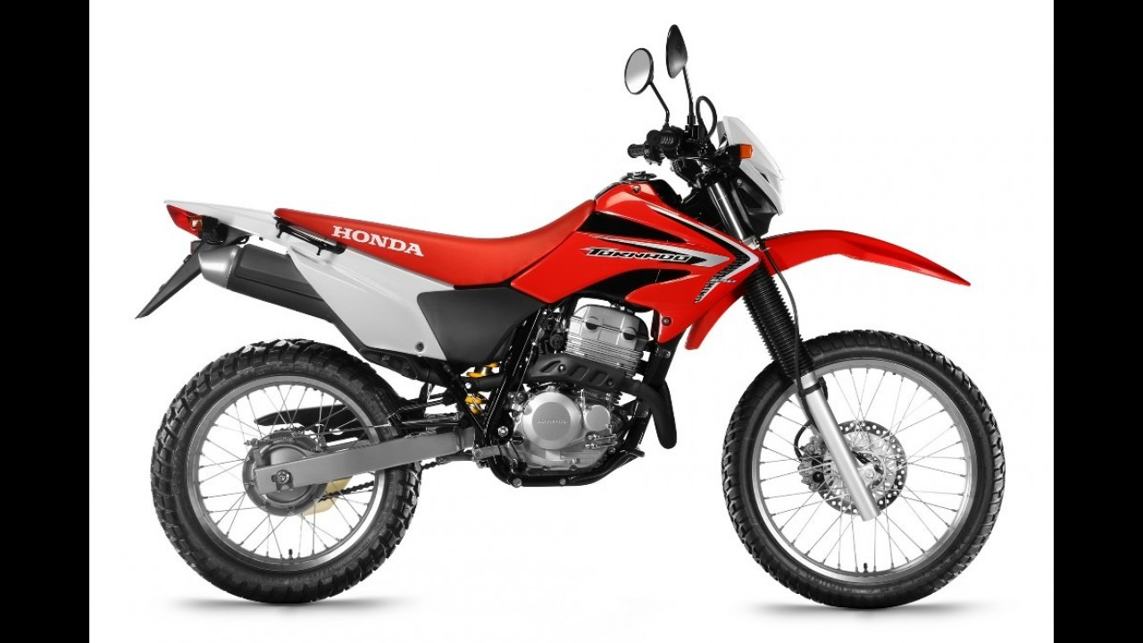 Honda Hornet e Yamaha XT 660 lideram busca em classificados online - veja ranking