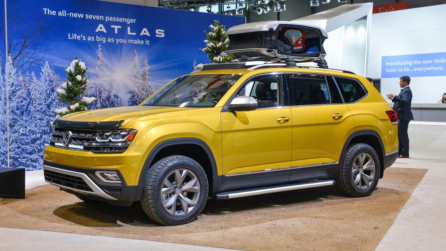 Volkswagen Atlas Weekend Edition: Chicago 2017