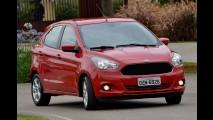 Nova geração do Ford Ka será apresentada na Europa em março