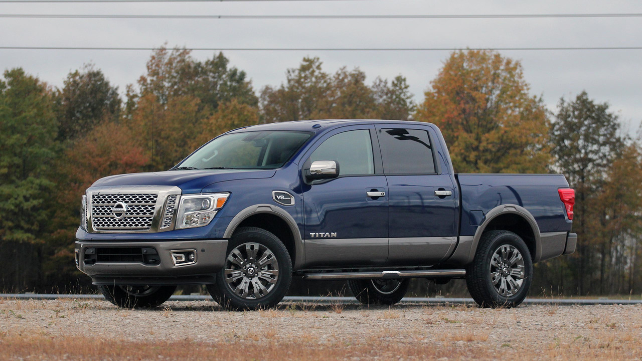 2017 Nissan Titan Review