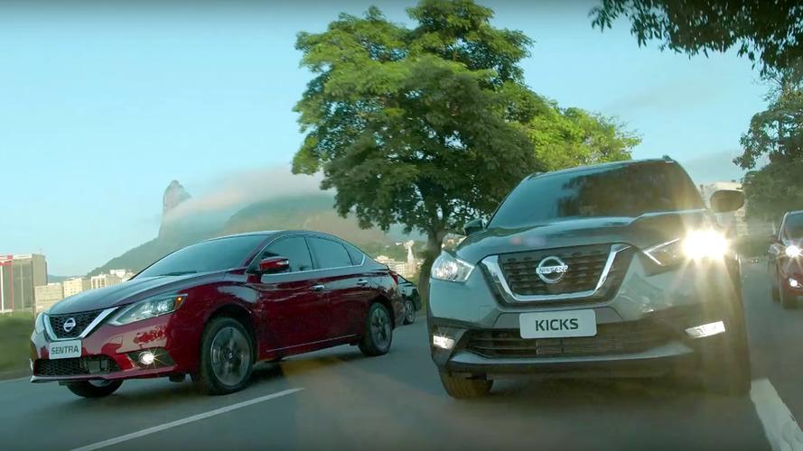 Briga em casa: Nissan Sentra S ou Kicks SV?