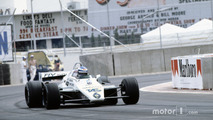 Keke Rosberg, Williams FW08 Ford