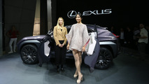 Lexus UX Konsept Paris Otomobil Fuarı