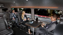 Brabus VIP Conference Lounge