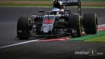 Alonso says updated Honda engine not faster