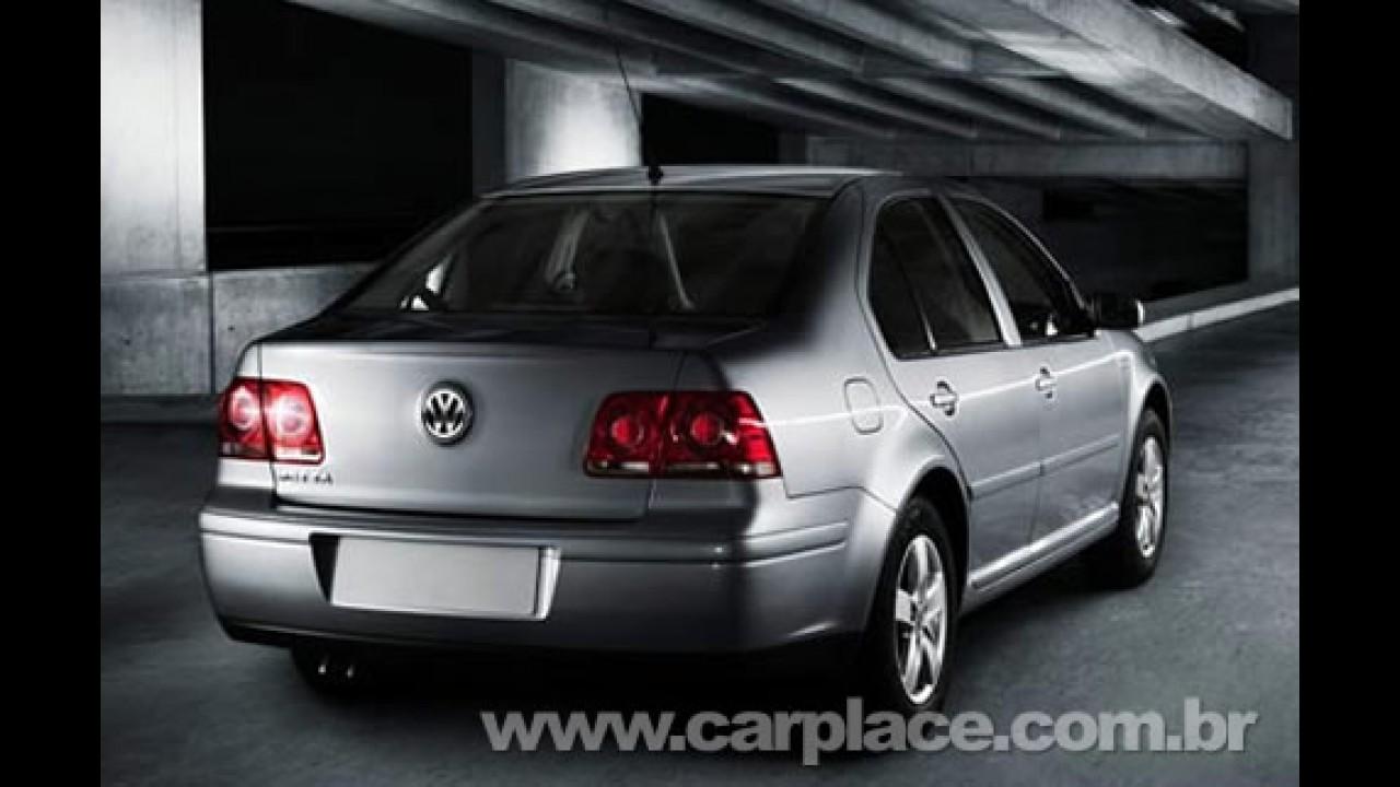 VW Bora 2009 ganha motor 2.0 Flex - Versão automática sai por R$ 58 mil