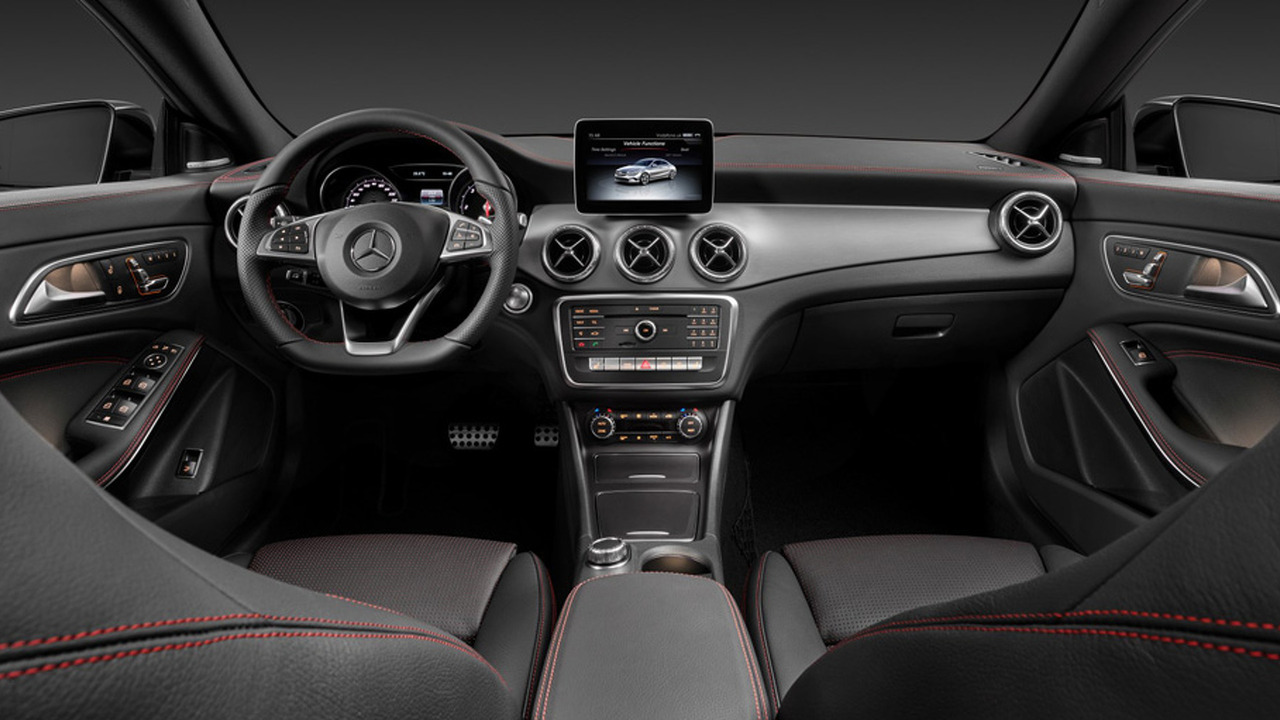 Mercedes-Benz CLA İç Tasarım