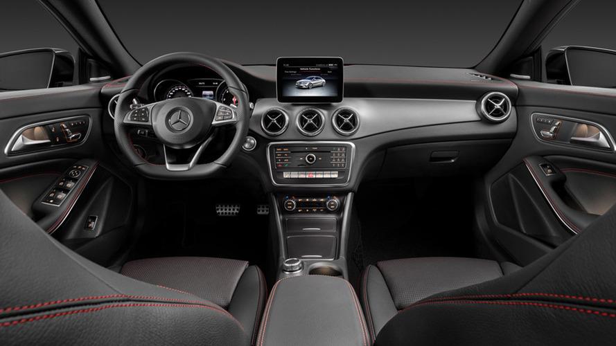 Yenilenmiş Mercedes-Benz CLA Türkiye'de