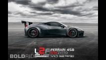 Lights2Flag Ferrari 458 Italia Stazitto