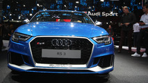 2017 Audi RS3 Sedan Paris Motor Show