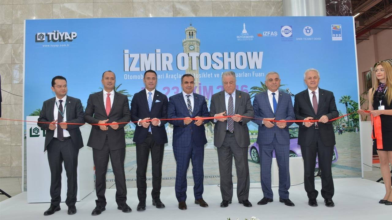 2016 İzmir Otoshow açılışı