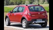 Renault lança Sandero Stepway na Argentina com motor 1.5 diesel