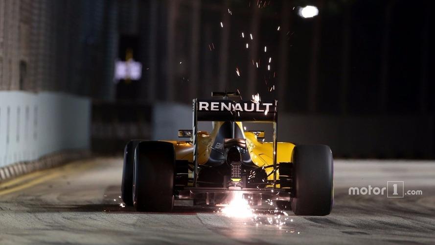F1 Singapore Grand Prix - Race (Live Commentary)