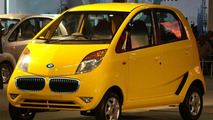 BMW may be lured into a competition with the Tata Nano