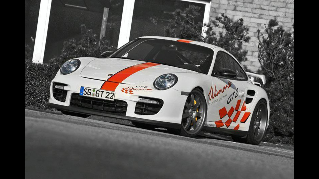 Wimmer RS 997 GT2
