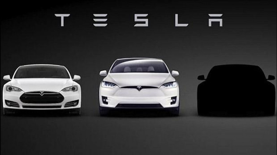 Tesla Model 3, debutto il 31 marzo
