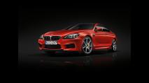 BMW M6 Coupé con pacchetto Competition