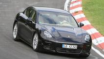 2013 Porsche Panamera facelift spied - new details 07.10.2011