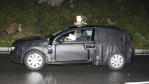 2012 Seat Leon 3-door spied in the night