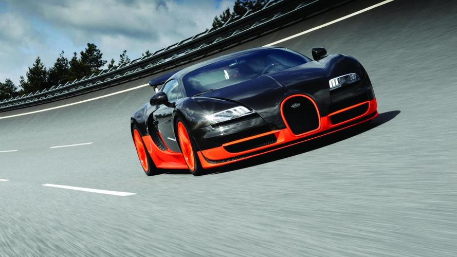 Bugatti Super Veyron arriving next year with 1,500 bhp and 280 mph top speed - report