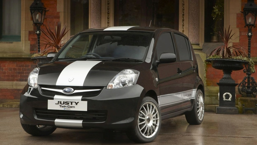 Subaru Justy 1.0 Twin Cam Special Edition (UK)