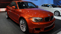 2012 BMW 1-Series M Coupe in Detroit - 20111 NAIAS