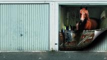 Tune your home with garage door murals [NSFW]