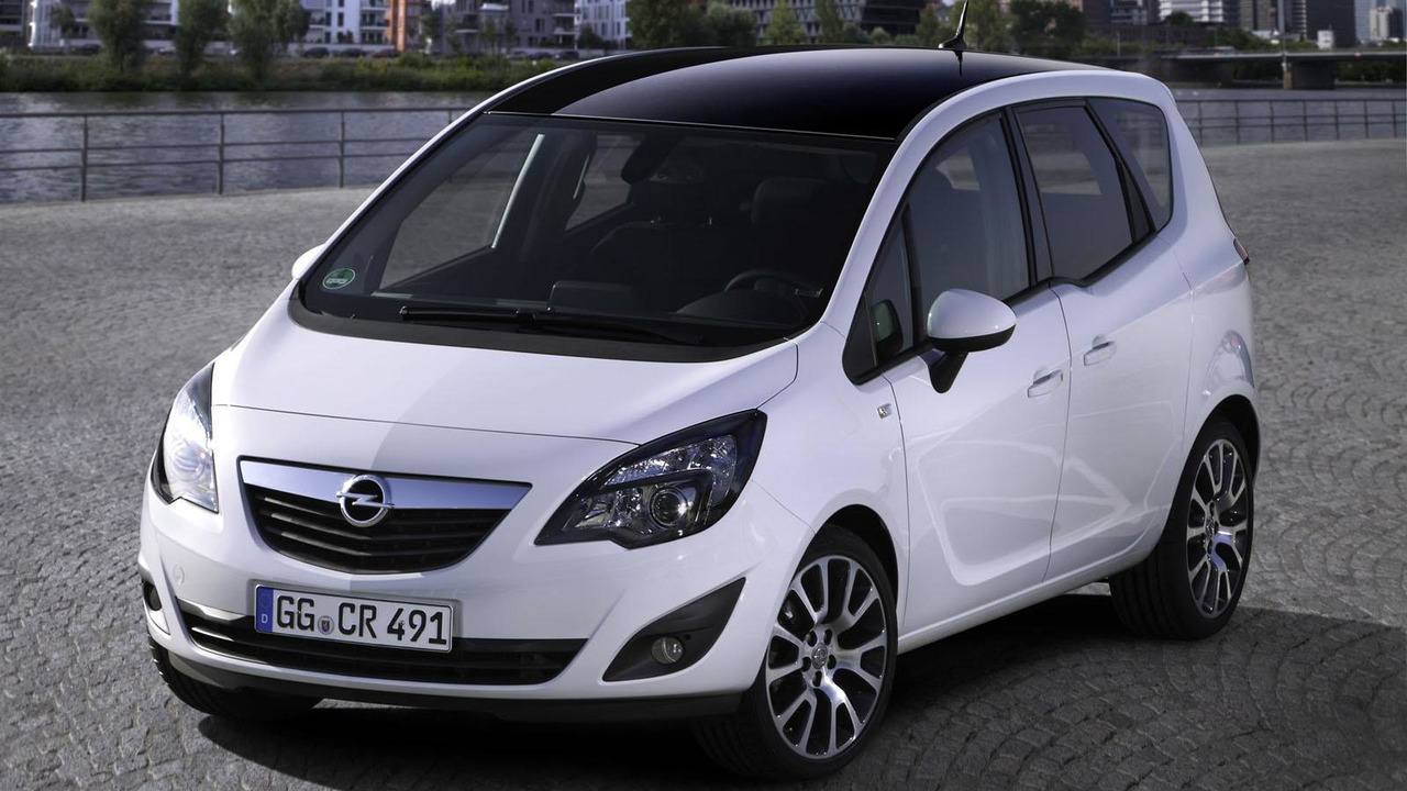 2011 Opel Meriva Design Edition - 7.4.2011