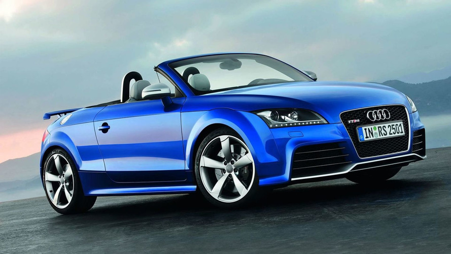 Audi TT RS in Depth -  priced at 55,800 euros